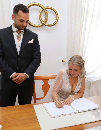 Hochzeitsfotos Tina und Julien