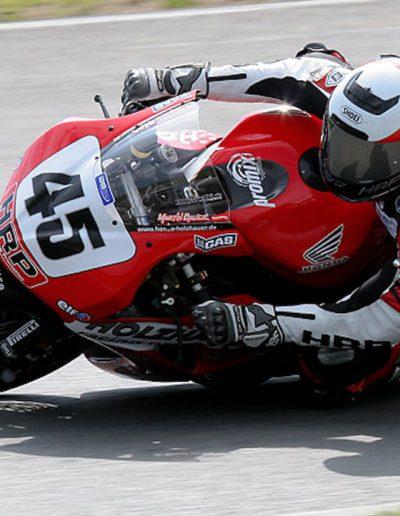 Pressefotos Motorradrennen