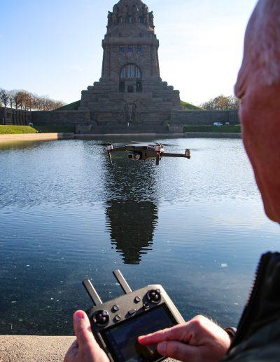 DJI Profi Drohne
