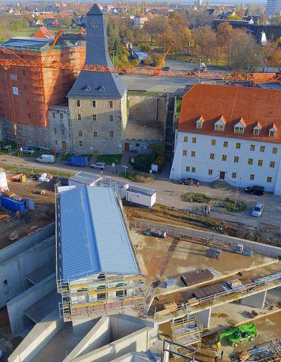 Wasserkraftwerkanlage Bad Dürrenberg